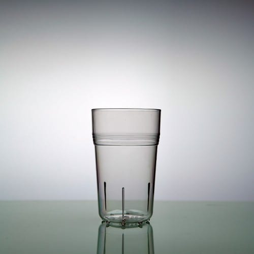 Soda glass Classic PC 18 cl