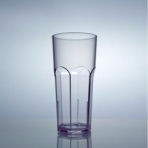 Tumbler glass Electro 25 cl PC