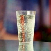 Beer, soda and mix glass Flamenco PC 80 cl