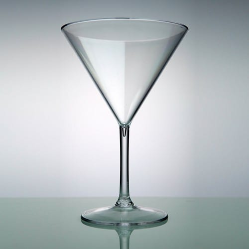 Martini glass Rumba PC 20 cl