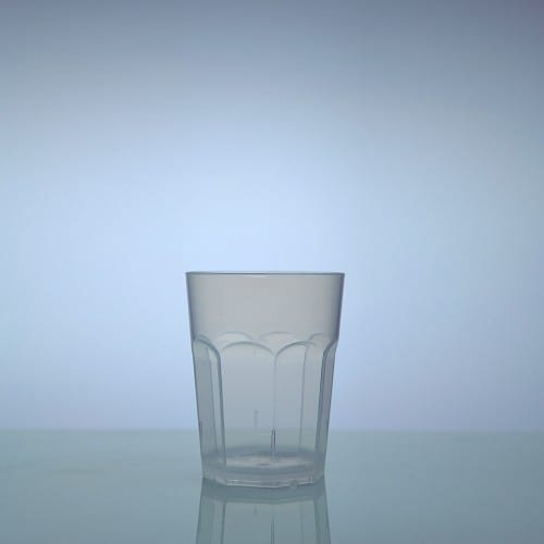 Wine and water glass Urban PP 17 cl