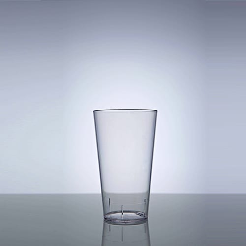 Beer, soda and mix glass Trance PC 20 cl