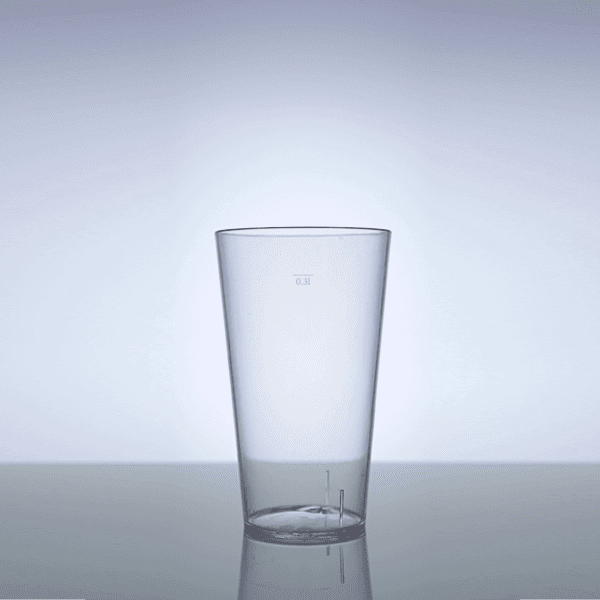 Beer and soda glass Fado PC 30 cl